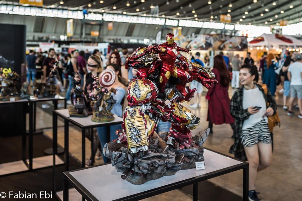 XM Studios: Comic Con Germany Stuttgart 2018  Dsc00852ofs5l22sxh