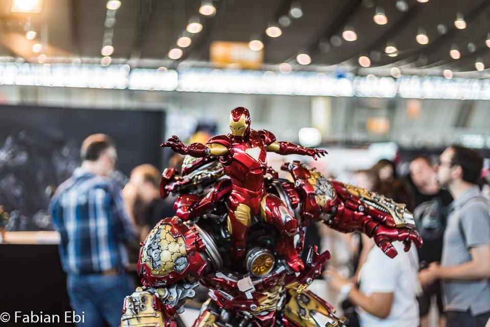 XM Studios: Comic Con Germany Stuttgart 2018  Dsc00858hysas84st2