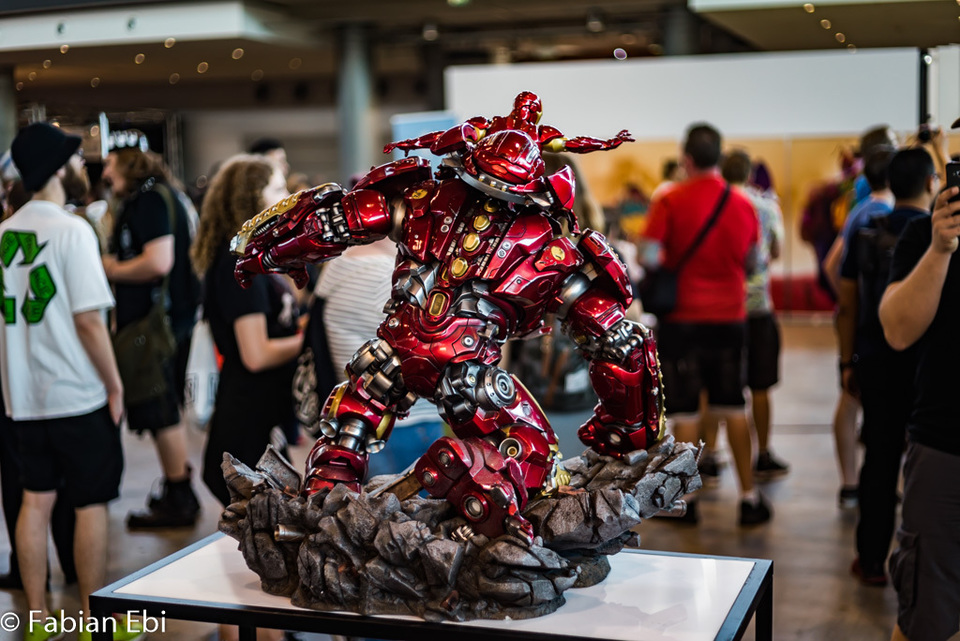 XM Studios: Comic Con Germany Stuttgart 2018  Dsc00869ypsn55hs29
