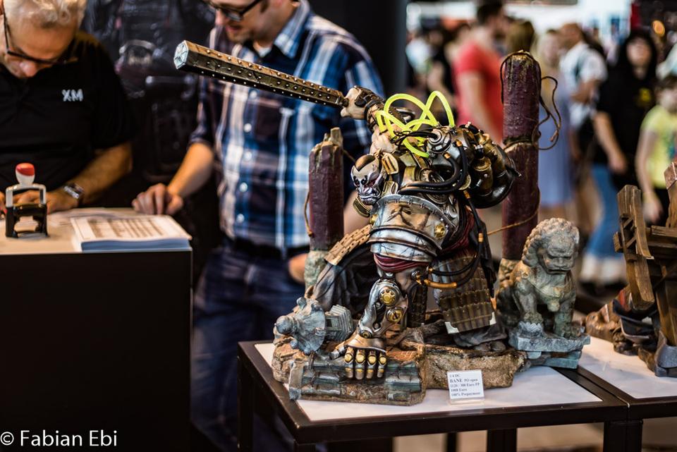 XM Studios: Comic Con Germany Stuttgart 2018  Dsc00870gesi001s8w