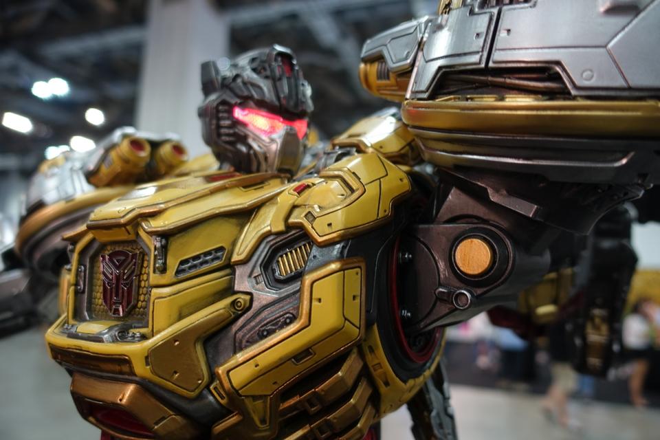 Premium Collectibles : Transformers - Grimlock (G1) Dsc018895aj81