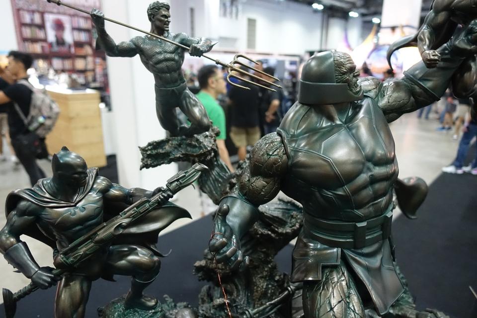 XM Studios: Coverage Singapore Comic Con 2019 – December 7th to 8th Dsc021310pjaj