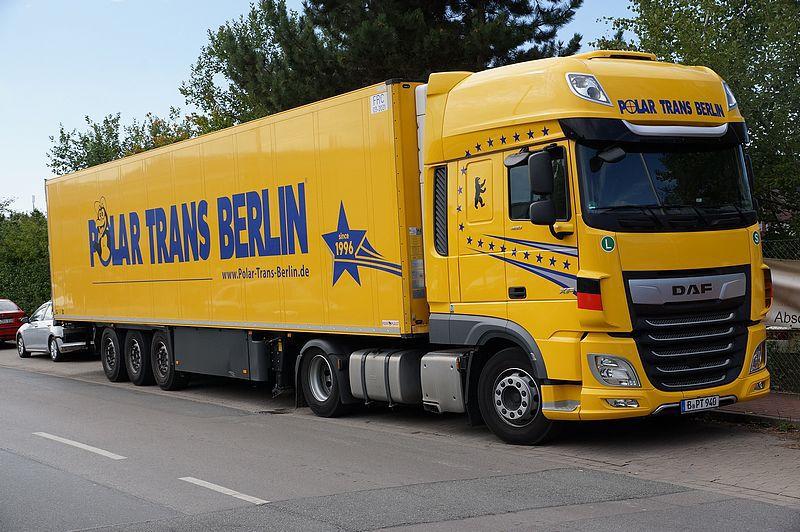 Полар транс берлин