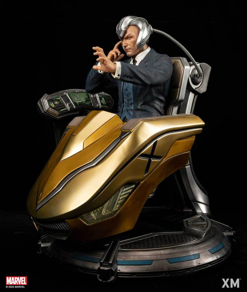 Premium Collectibles : Professor X** Dsc4809krkyr