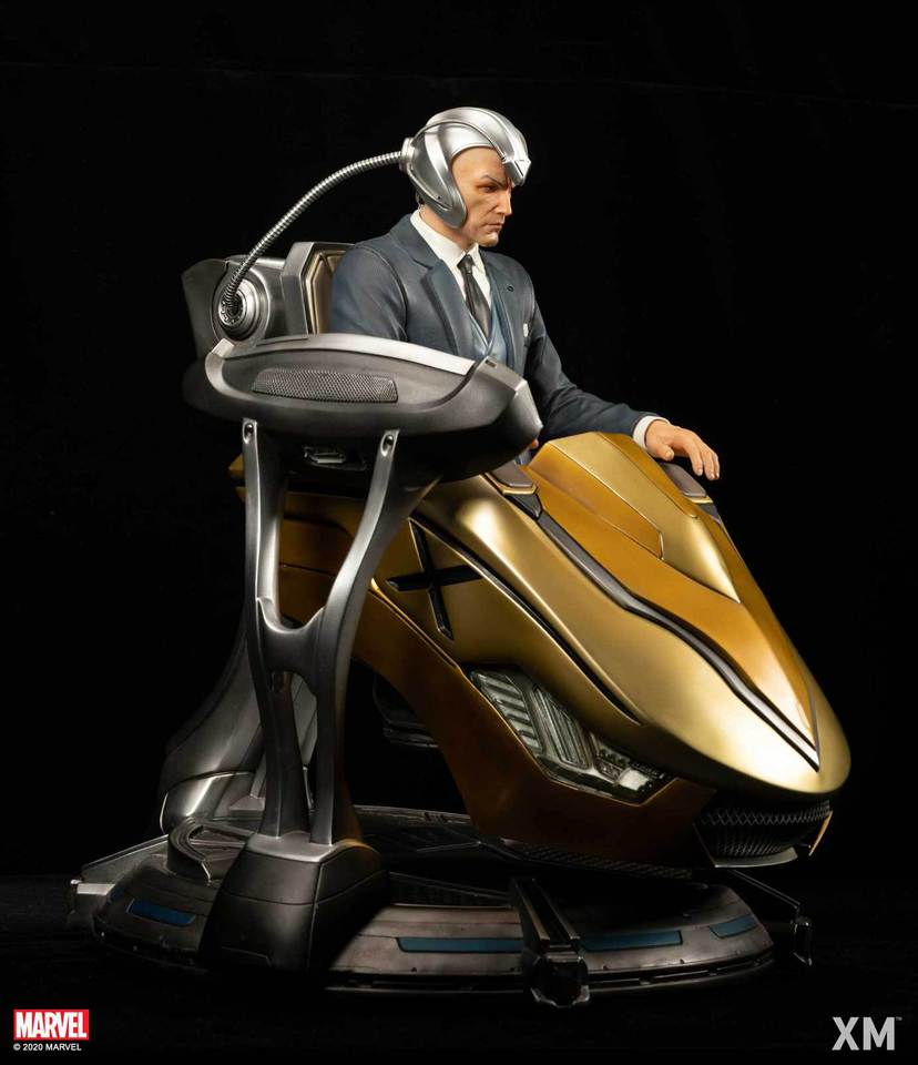 Premium Collectibles : Professor X** Dsc4828f0j8u