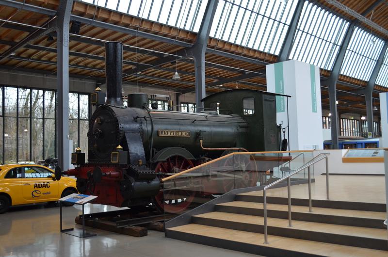 Ein Besuch im Deutschen Museum - Verkehrstechnik Dsc_0001u8j6m