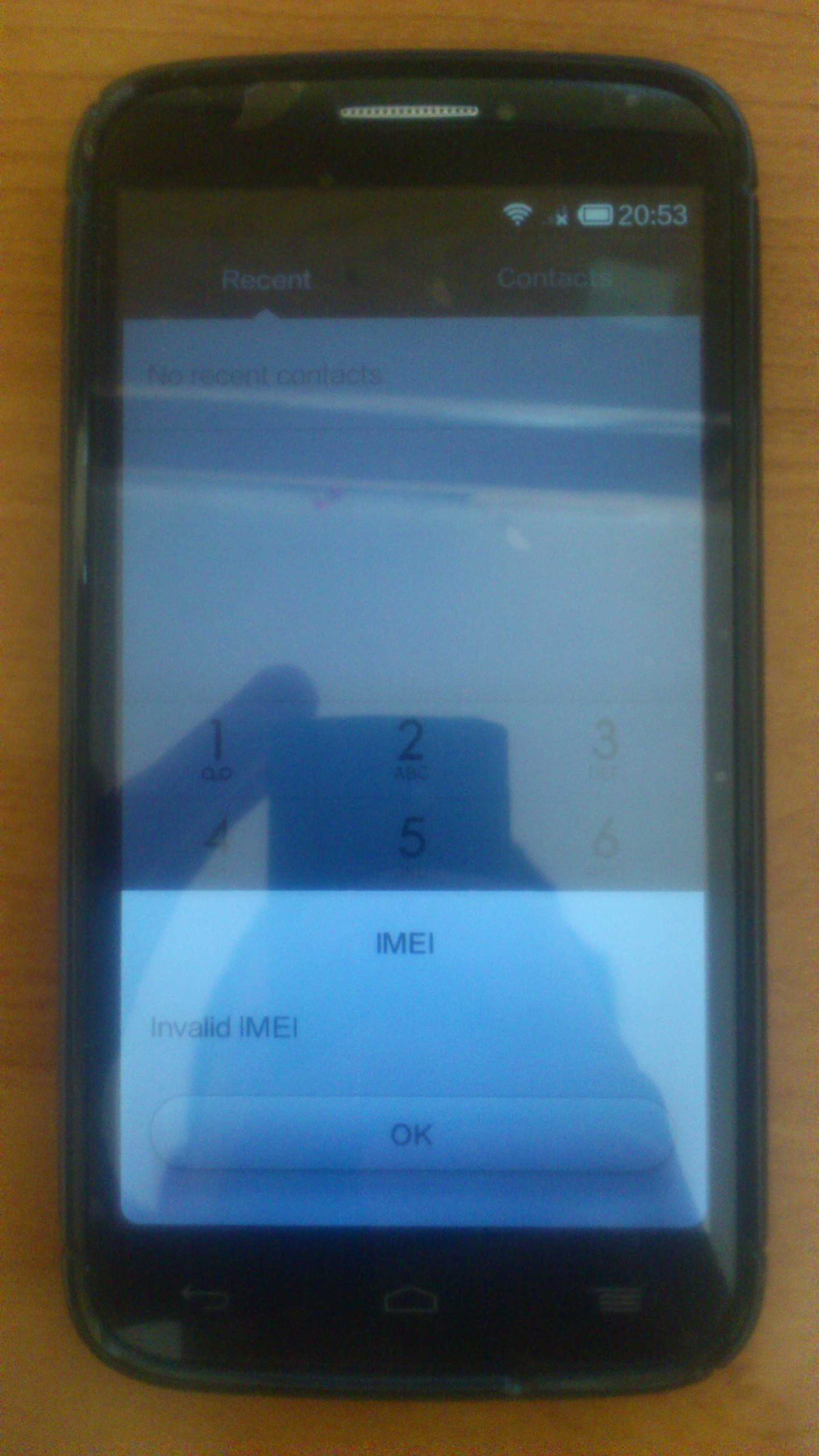 Invalid IMEI on MTK6582 - Porting Team - Xiaomi MIUI Official Forum