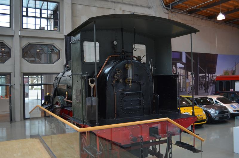 Ein Besuch im Deutschen Museum - Verkehrstechnik Dsc_0006t7kus
