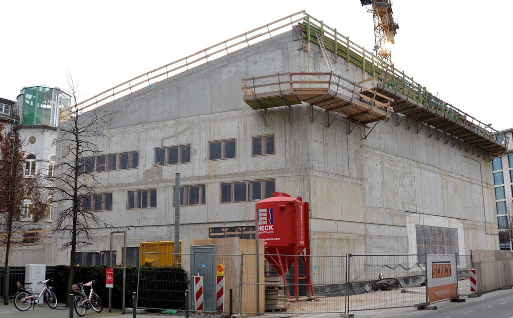 Jüdisches Museum   Erweiterung, Umbau Und Sanierung (in Bau) [Archiv]    Deutsches Architektur Forum