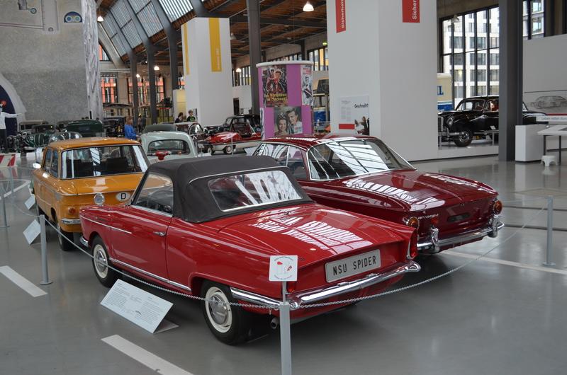 Ein Besuch im Deutschen Museum - Verkehrstechnik Dsc_0040hckik