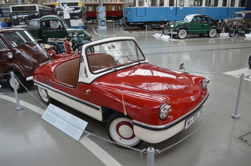 Ein Besuch im Deutschen Museum - Verkehrstechnik Dsc_0069azklj