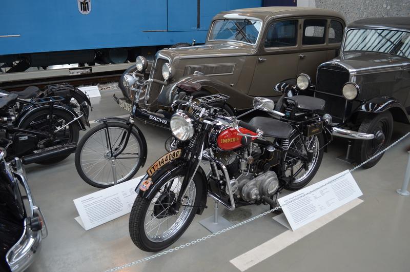 Ein Besuch im Deutschen Museum - Verkehrstechnik Dsc_008088jjm