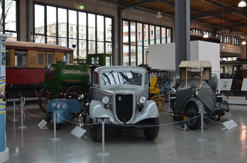 Ein Besuch im Deutschen Museum - Verkehrstechnik Dsc_0090e4az0