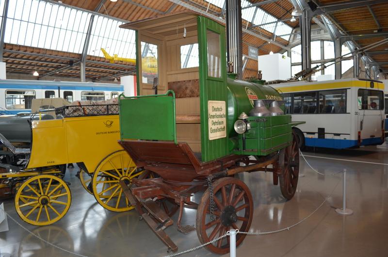 Ein Besuch im Deutschen Museum - Verkehrstechnik Dsc_0097h3y9s