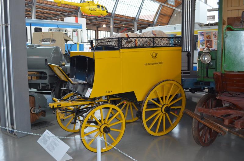 Ein Besuch im Deutschen Museum - Verkehrstechnik Dsc_009800b6v