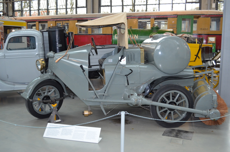 Ein Besuch im Deutschen Museum - Verkehrstechnik Dsc_0100x0znu