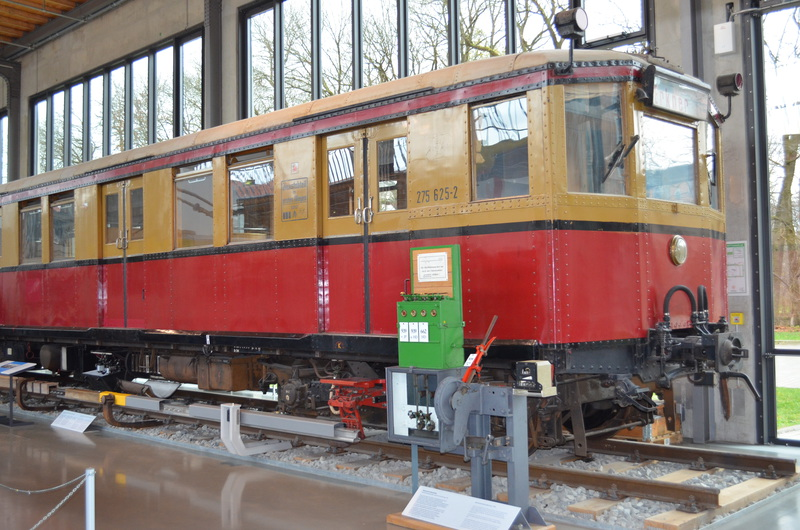 Ein Besuch im Deutschen Museum - Verkehrstechnik Dsc_0103smxua