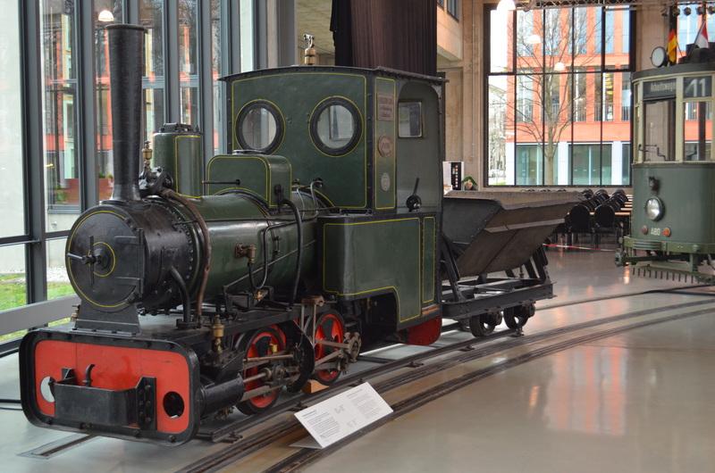 Ein Besuch im Deutschen Museum - Verkehrstechnik Dsc_0104khlc0