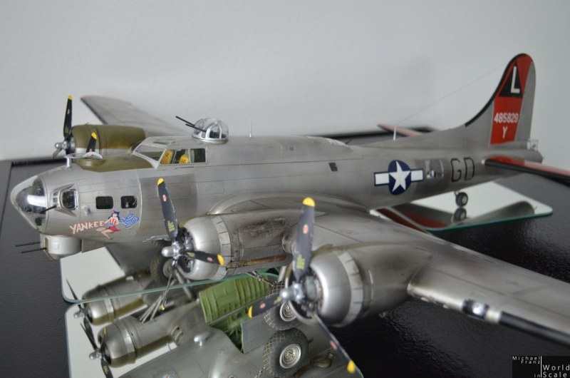 B-17 Flying Fortress (