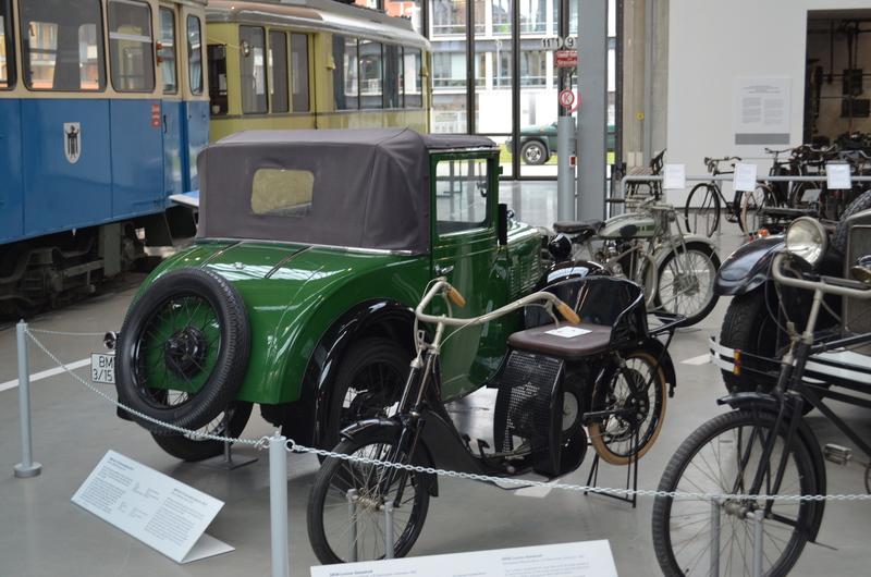 Ein Besuch im Deutschen Museum - Verkehrstechnik Dsc_0122emljl