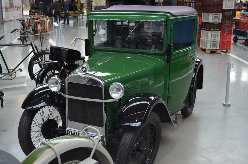 Ein Besuch im Deutschen Museum - Verkehrstechnik Dsc_013370aqh