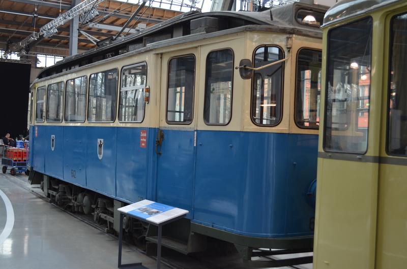 Ein Besuch im Deutschen Museum - Verkehrstechnik Dsc_0138atx9a