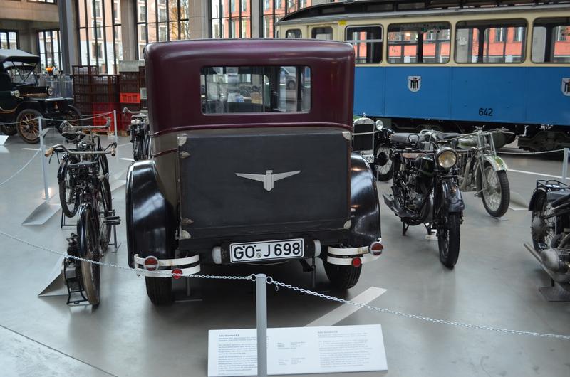 Ein Besuch im Deutschen Museum - Verkehrstechnik Dsc_0143w2yvf