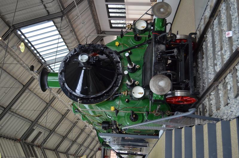 Ein Besuch im Deutschen Museum - Verkehrstechnik Dsc_01522blvg