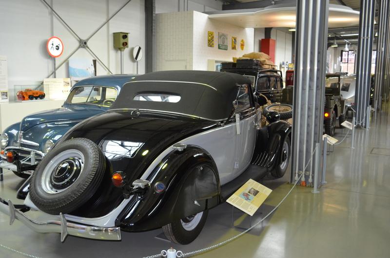 Ein Besuch im Deutschen Museum - Verkehrstechnik Dsc_01799zyza