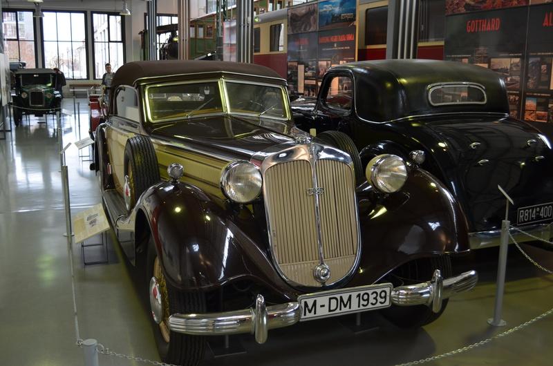 Ein Besuch im Deutschen Museum - Verkehrstechnik Dsc_02013ux85