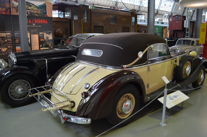 Ein Besuch im Deutschen Museum - Verkehrstechnik Dsc_0204vdykt