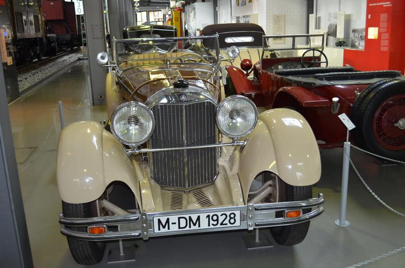 Ein Besuch im Deutschen Museum - Verkehrstechnik Dsc_0210doxpz