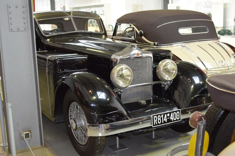 Ein Besuch im Deutschen Museum - Verkehrstechnik Dsc_0211kkbnv