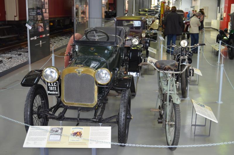 Ein Besuch im Deutschen Museum - Verkehrstechnik Dsc_02227by1j