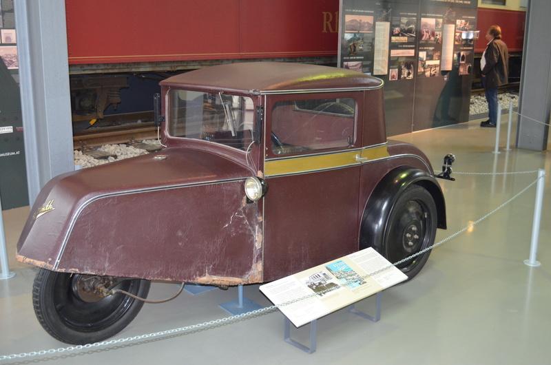 Ein Besuch im Deutschen Museum - Verkehrstechnik Dsc_0226dkbqj