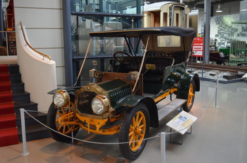 Ein Besuch im Deutschen Museum - Verkehrstechnik Dsc_0230ugaxy