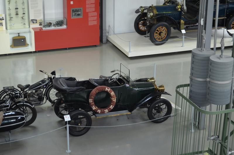 Ein Besuch im Deutschen Museum - Verkehrstechnik Dsc_0246vilyl