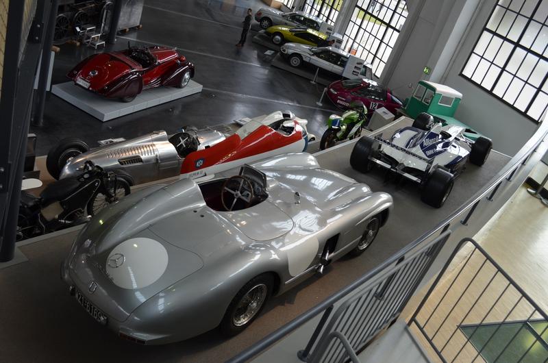 Ein Besuch im Deutschen Museum - Verkehrstechnik Dsc_0251yaxx7