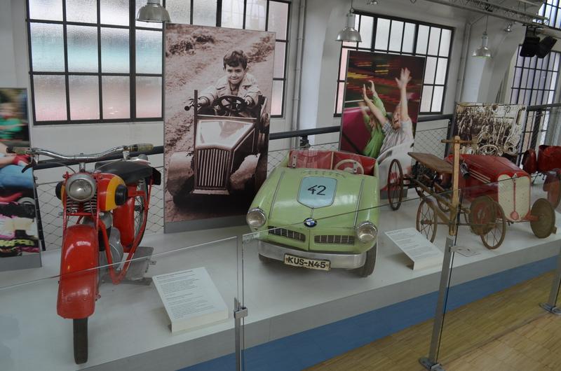 Ein Besuch im Deutschen Museum - Verkehrstechnik Dsc_0252etx2h