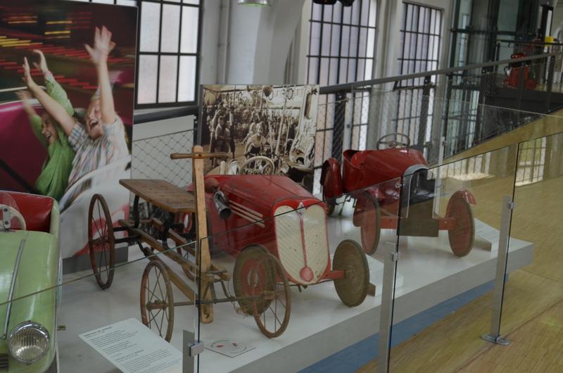 Ein Besuch im Deutschen Museum - Verkehrstechnik Dsc_0253bkxvn