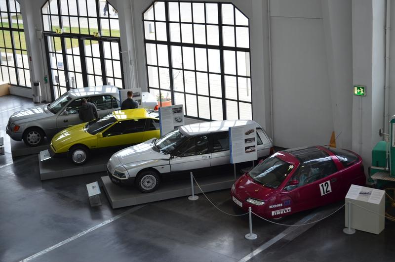 Ein Besuch im Deutschen Museum - Verkehrstechnik Dsc_026065avd
