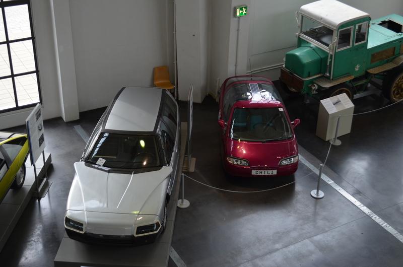 Ein Besuch im Deutschen Museum - Verkehrstechnik Dsc_0266i8b8g