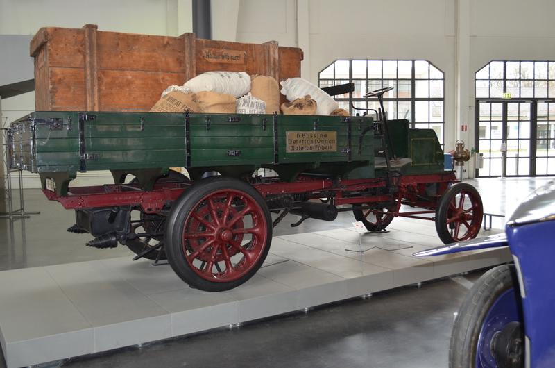 Ein Besuch im Deutschen Museum - Verkehrstechnik Dsc_02822tarh