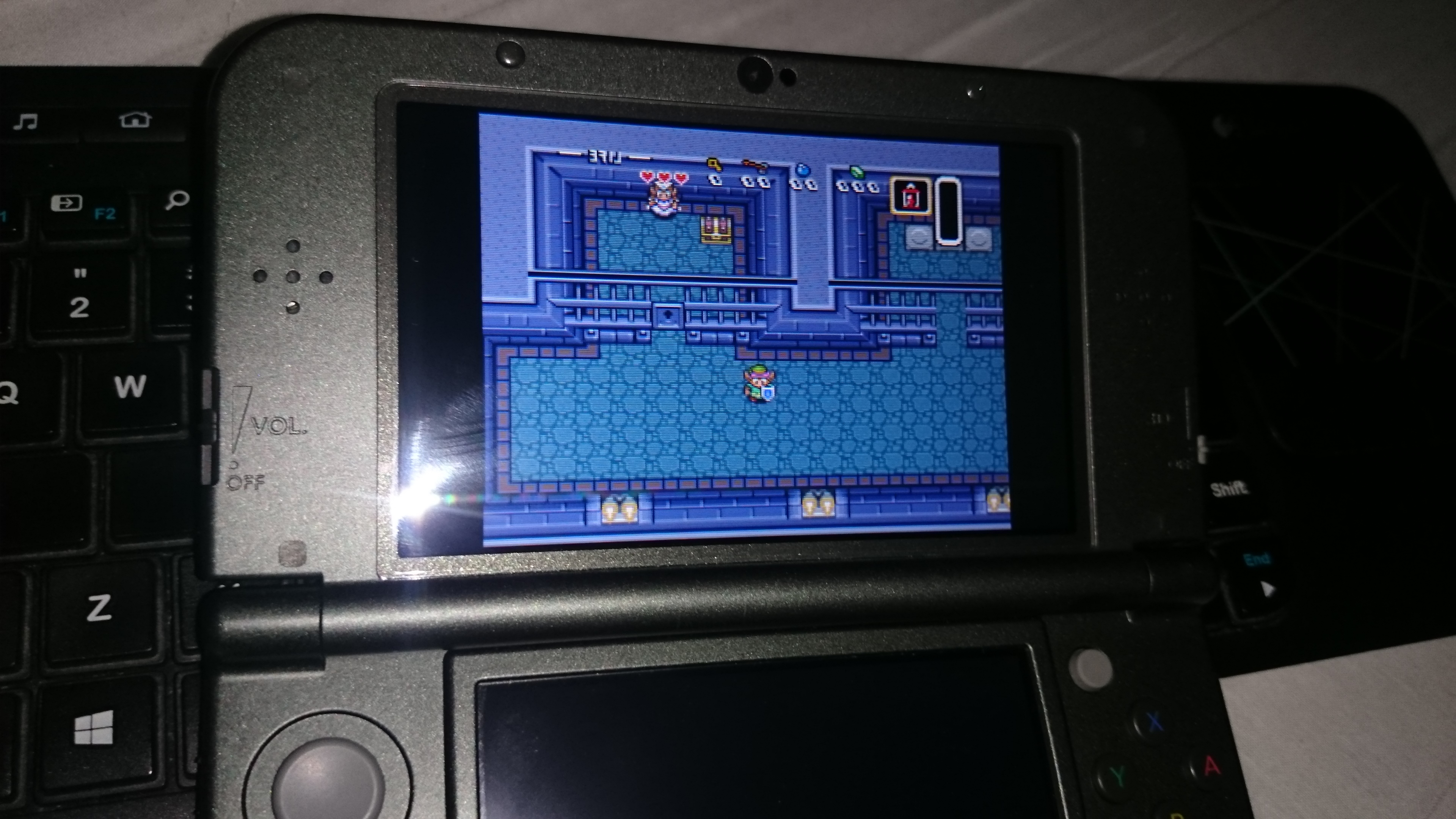 Ancient Aliens: New Nin  3DS now offers the best SNES emulation on
