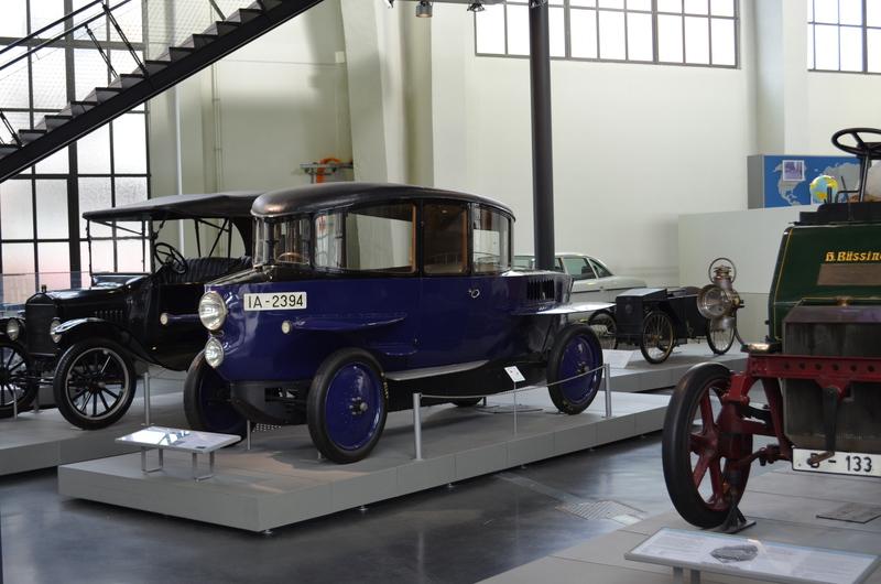 Ein Besuch im Deutschen Museum - Verkehrstechnik Dsc_028857byo