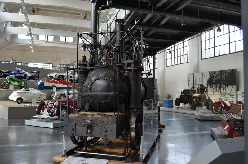 Ein Besuch im Deutschen Museum - Verkehrstechnik Dsc_02920ab1u