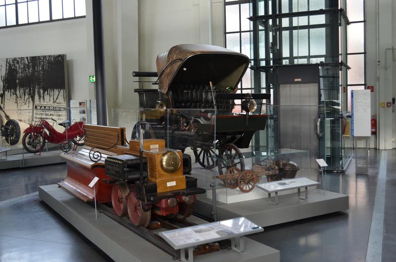 Ein Besuch im Deutschen Museum - Verkehrstechnik Dsc_029358li3