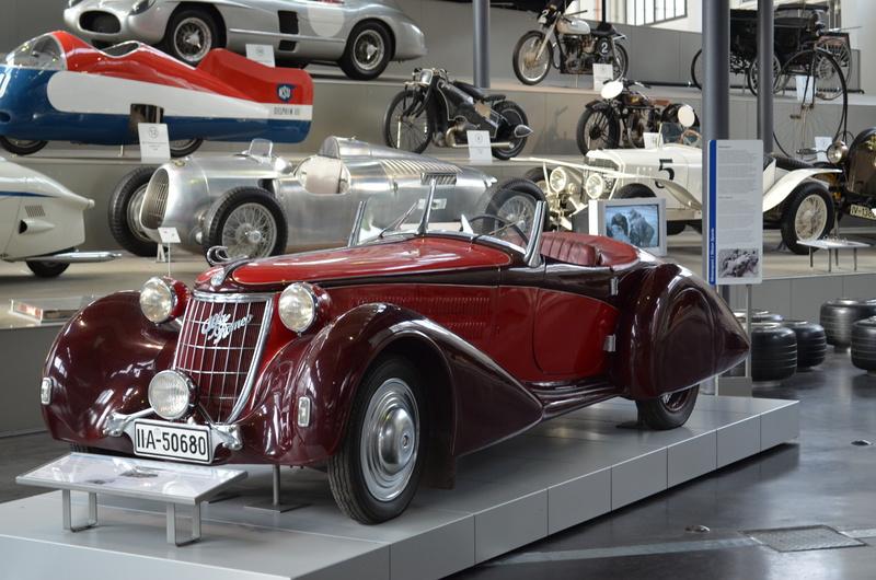Ein Besuch im Deutschen Museum - Verkehrstechnik Dsc_0294xnawc