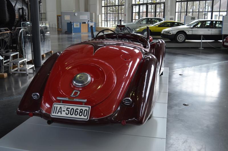 Ein Besuch im Deutschen Museum - Verkehrstechnik Dsc_03002cxuy