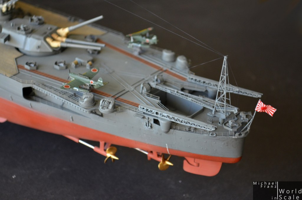 Ijn Yamato 1 350 By Tamiya New Tool Ready For